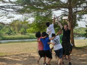 2月 English Camp1